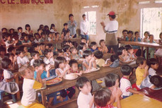 MAN Foundation, Rice Fund, Vietnam, Medical Missionaries of the Poor