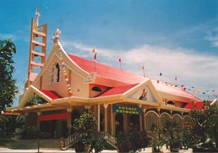 Mother of Perpetual Help, Church