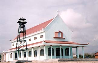 St. Theresa Church, Vietnam