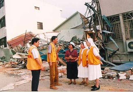 MAN Foundation, Flood Victims, Nha Trang Diocese, Vietnam, Taiwan,